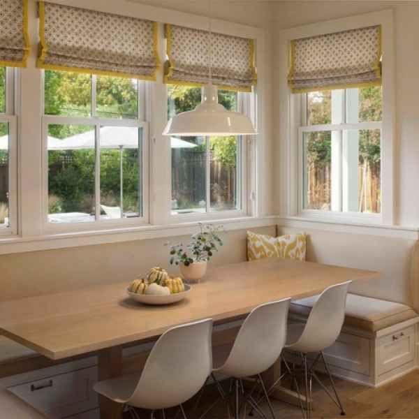25+ einzigartige Fensterbank in der küche dekorieren Ideen auf - esszimmer fenster dekorieren