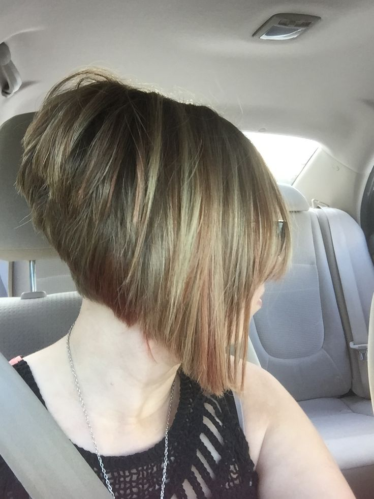 Best 25 Stacked Inverted Bob Ideas On Pinterest