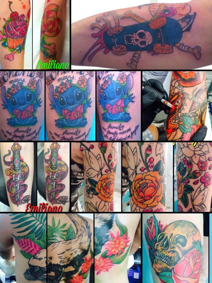 Mix tattoo