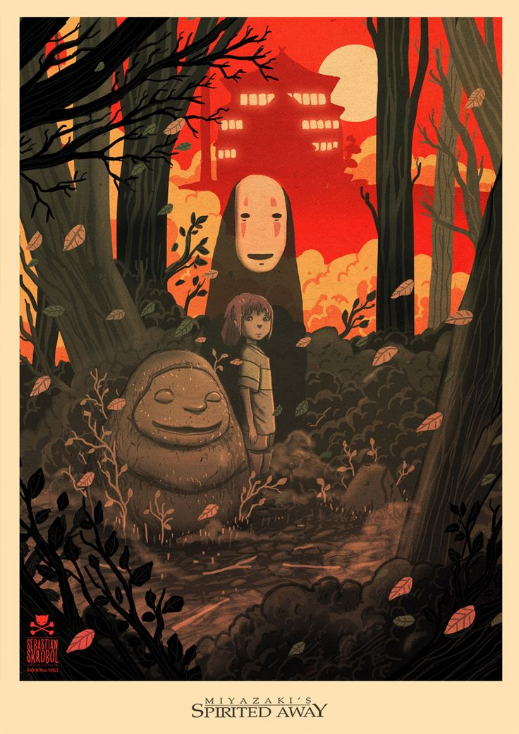 Goverdose 2.0 - #10 - 30 Years of Studio Ghibli on Behance