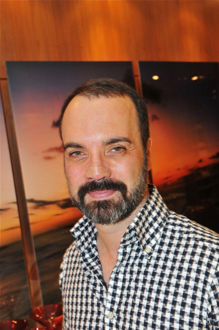 André Bastos do Estúdio Nada se Leva www.brentwood.com.br