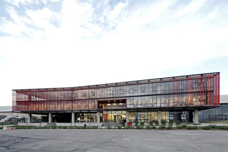 Gallery of Carozzi Production and Research Food Center / GH+A | Guillermo Hevia - 5