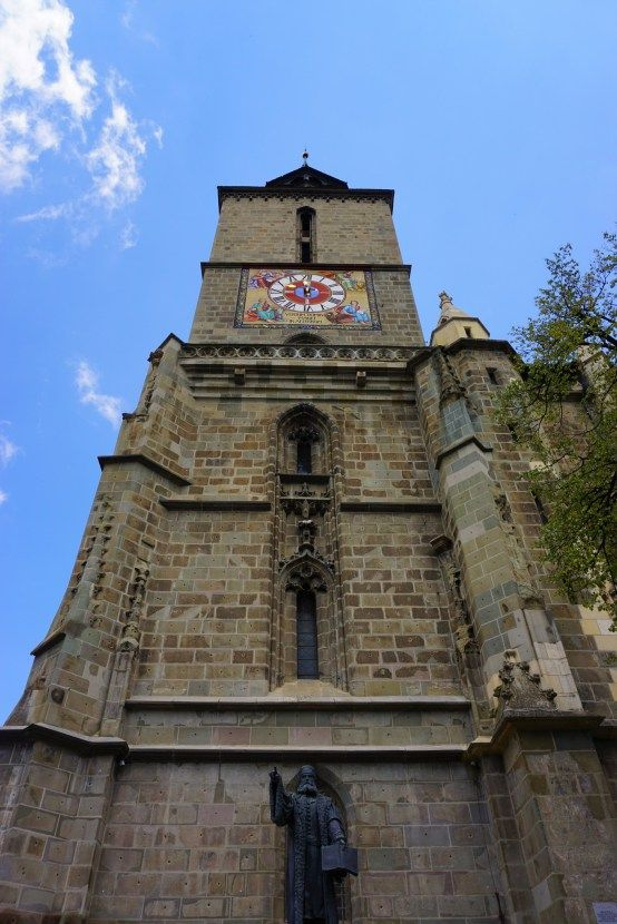 Black Church tower - Brașov