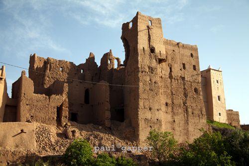 Kasbah Kelaa M'Gouna Morocco