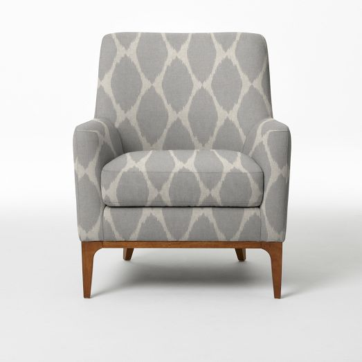 Sloan Upholstered Chair | west elm