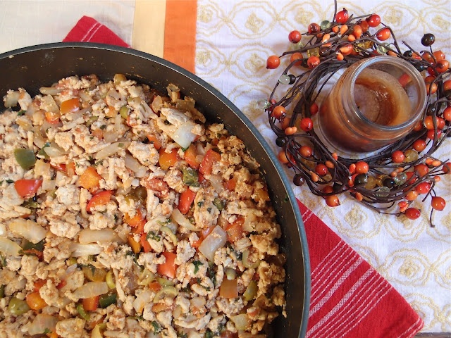 turkey picadillo from skinnytaste | Guilt-Free Eats | Pinterest