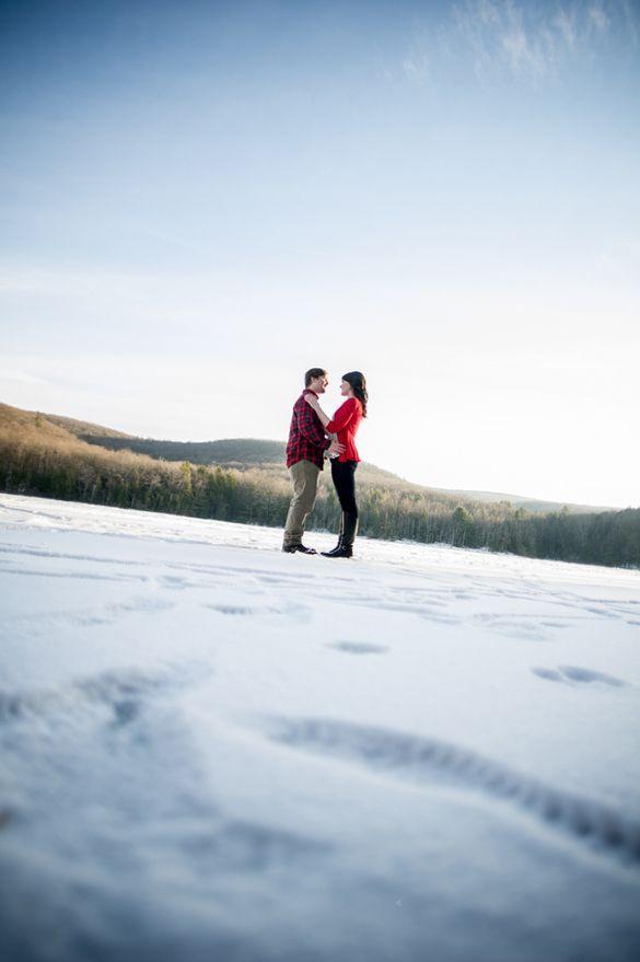 36 Winter Wedding Photography Ideas