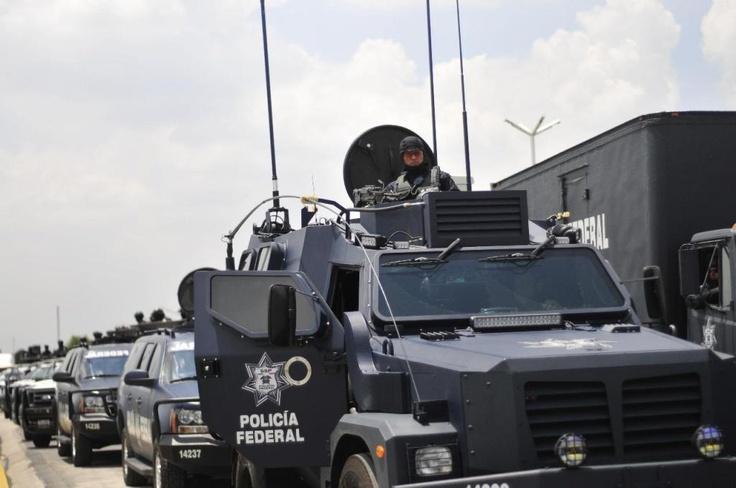 Policia mexicana