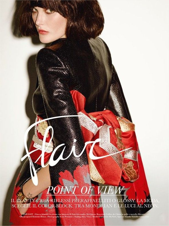 catherine mcneil by ezra petronio for flair no.15.