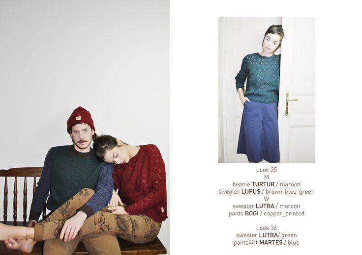 AW 13/14   KELE Clothing