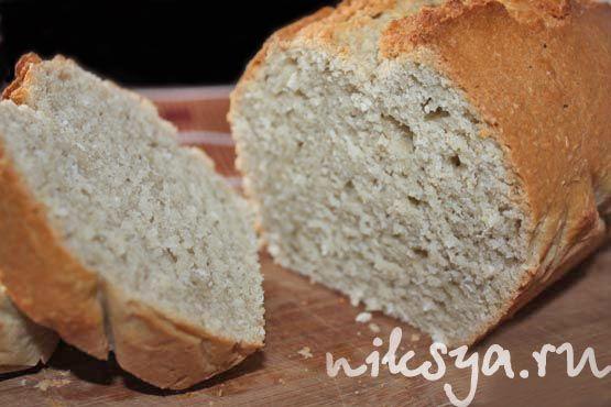 Кокосовый хлеб Билл Грейнджер
