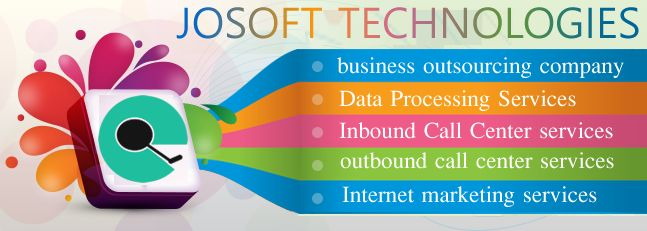 JOSOFT TECHNOLOGIES India leading business process outsourcing company, we are offering services such as Online Retails, Publishing, Technology, Insurance, Law firms, Medical & Healthcare, Finance & Accounting, Travel and Hospitality, Founded in 2008, We delivering full range of IT/BPO services to worldwide client, we are offering services such as Online Retails, Publishing, Technology, Insurance, Law firms, Medical & Healthcare, Finance & Accounting, Travel and Hospitality,