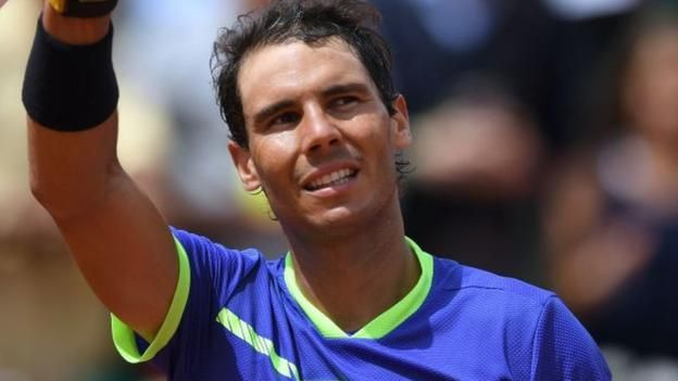#tennis #news  Is king of clay Nadal back to his best?