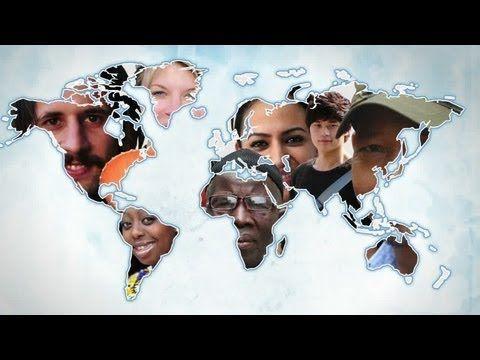 Vidéo 1'50 (Français) - Le français, parlé dans le monde - AFP (Agence France Presse) 2012 - https://www.youtube.com/watch?v=K6KniRMNS_A&feature=player_embedded