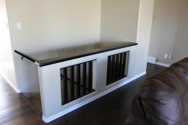 Lighting Basement Washroom Stairs: Interesting Treatment Should We