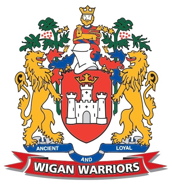 Wigan Warriors RLFC, Super League, Wigan, Greater Manchester, England