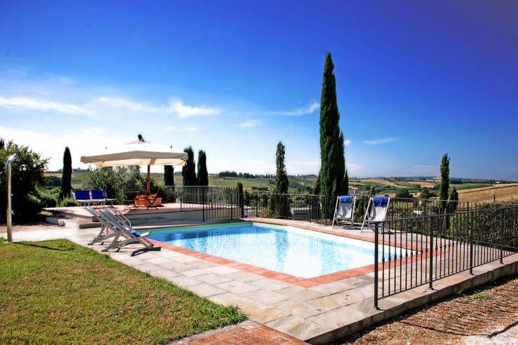 21. Casa Marcello privé zwembad, je woont niet alleen?