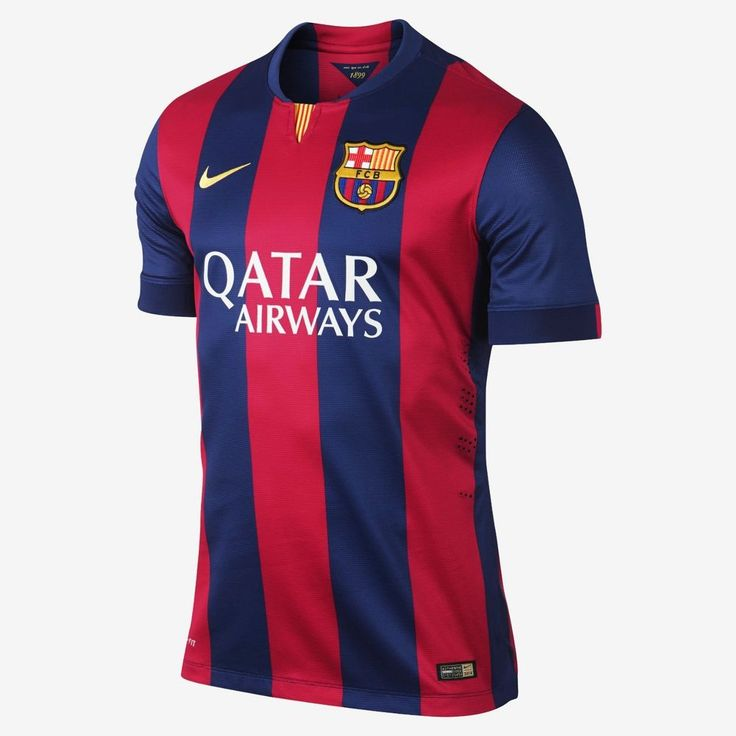 New authentic home FC Barcelona jersey / shirt 14 - 15 2015 season