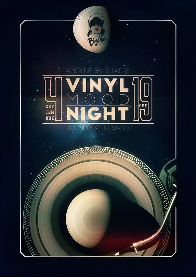 #locandina #evento #ad #adv #flyer #music #vinyl