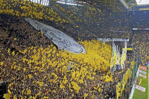 Borussia Dortmund 09 BVB Wand Meister