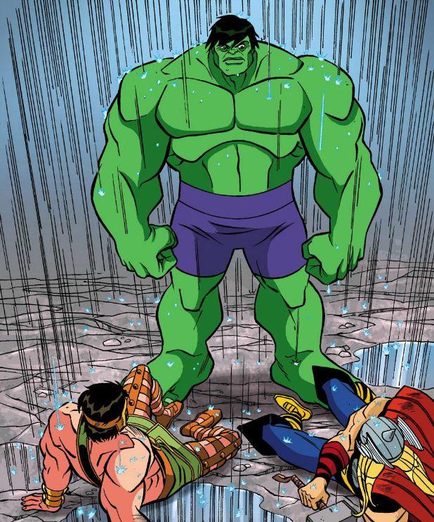 Free Comic Book Day Hulk Heroclix: 153 Best Images About HULK VS On Pinterest