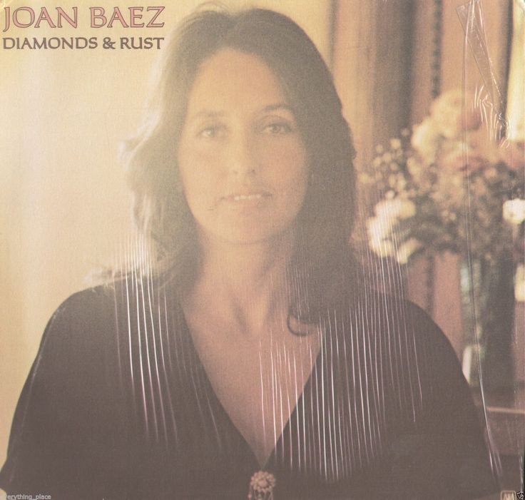 joan baez diamonds and rust 2015 cracked