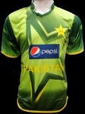 Pakistan 50 Overs New Cricket Jersey 2012 (X-Large) -  Pakistan 50 Overs New Cricket Jersey 2012 (X-Large)   PEPSI LOGO IN CENTER OF THE SHIRT LOGOS OF CA  PCB ON THE FRONT PAKISTAN WRITTEN IN THE CENTER OF THE FRONT SHIRT EXCELLENT NEW DESIGN OF 2012 PAKISTAN WRITTEN IN URDU BACK OF THE SHIRT WITH STAR AND MOON  This is a Pakistan One day... - http://pakistan.mycityportal.net/2013/02/pakistan-50-overs-new-cricket-jersey-2012-x-large/