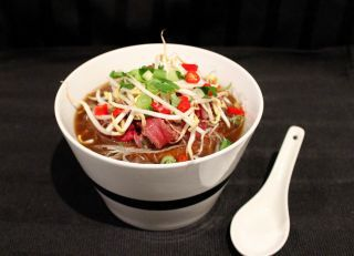 There is a Vietnamese restaurant here that makes a wonderful beef pho (Vietnamese noodle soup), I really wanted to replicate it at home but upon reading recipes found that it...