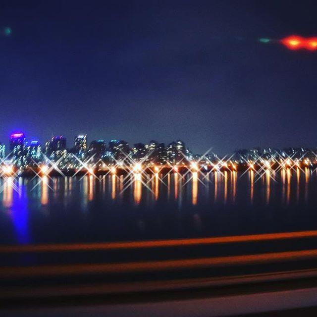 Good night 🌙😴 #seoul #southkorea