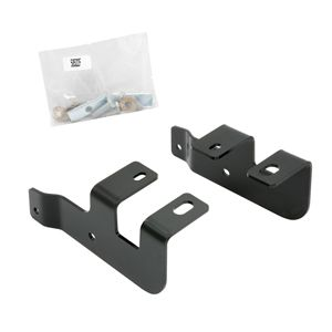 58522 --- Fifth Wheel Trailer Hitch Adapter Bracket Kit for 2014-2016 Dodge 2500, Required Kit for Installation