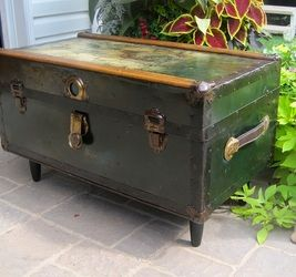 Refinished, Repurposed & Painted Furniture - Porta verde studio