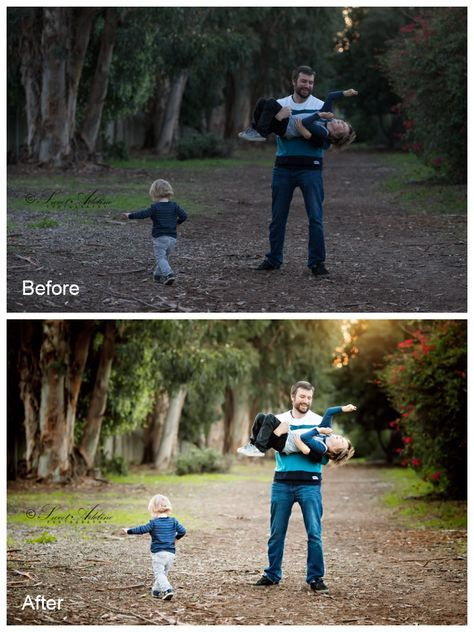 MCP Actions: Here's How to Make Family Portraits Come Alive.