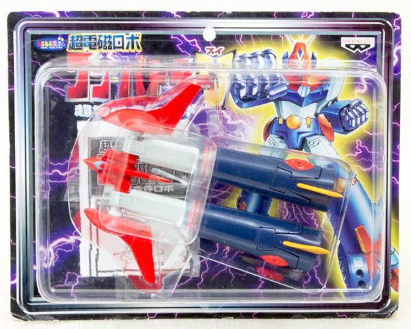 超電磁ロボ コンバトラーV 合体ロボ バトルマリン フィギュア