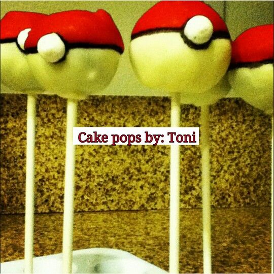 Pokie Cake Pops