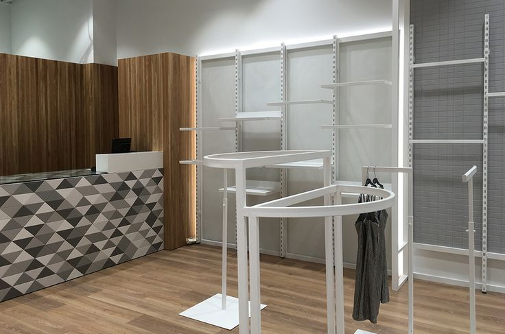 ON LINE | Κατάστημα ενδυμάτων | My Mall | Λεμεσός | Κύπρος | iidsk  |  Interior Design & Construction