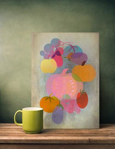 #print #Illustration #pumpkins #design #graphic #vegetables #kitchen #decoration #food #cooking #kitchenArt #vegetable #vegan #fruit #HomeDecor #idea #Gift #GiftIdea #unusual