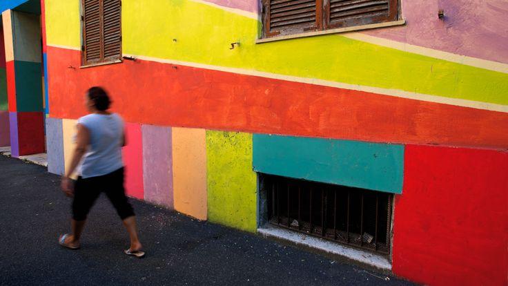 Quartiere del Trullo - Via Massa Marittima