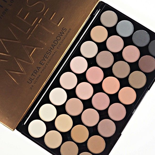 The palette you have all been waiting for! NEW Ultra 32… by @makeuprevolution - PICBI