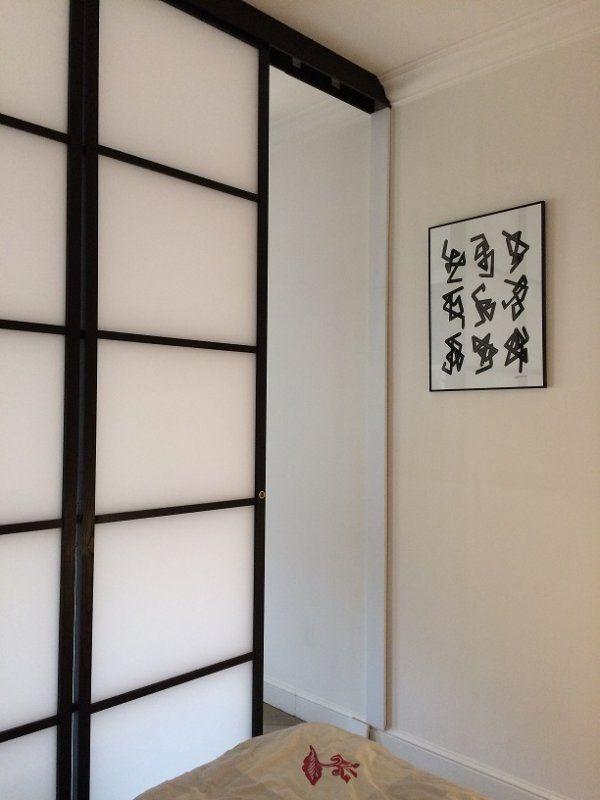 les 25 meilleures id es de la cat gorie panneau japonais sur pinterest. Black Bedroom Furniture Sets. Home Design Ideas