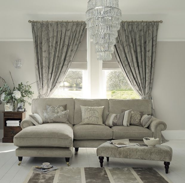 grey curtains living room inspiration great gatsby decor projects to try 16232