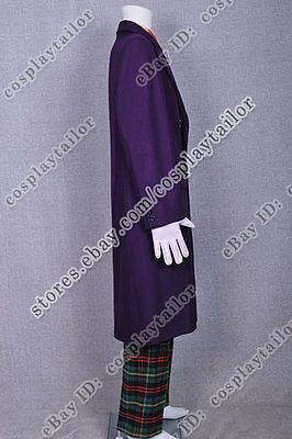 Joker Cosplay Costume