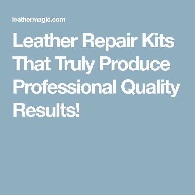 Best 25 Leather Repair Ideas On Pinterest Diy Leather
