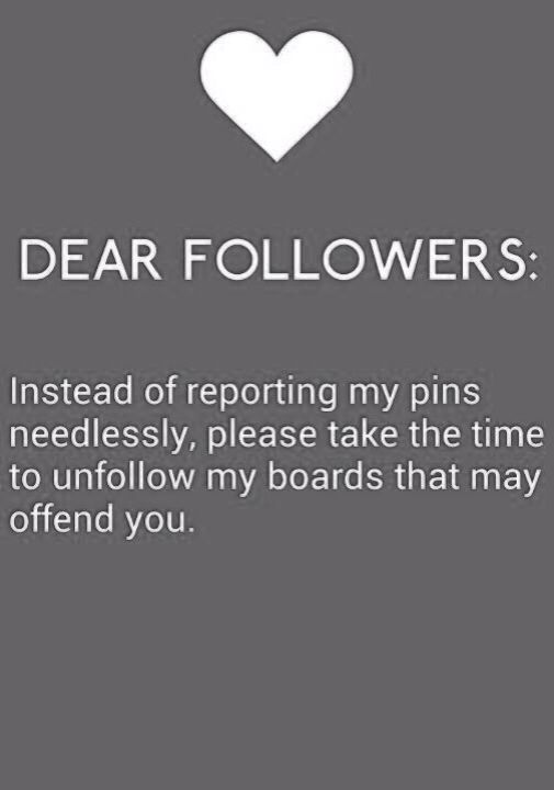 Do not try to censor me and my pins!  If you don't like what you see, kindly look away rather than report what you consider to be offensive. Your opinion is completely arbitrary, as ideas of art, beauty, and obscenity are absolutely dependent on each person's individual values, not that of any particular group of people.  Thank you.