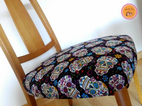 17 best images about diy on pinterest costura memories - Telas tapizar sillas ...