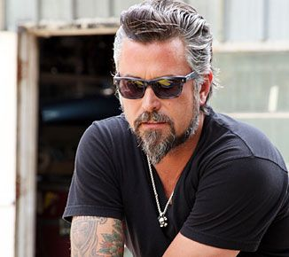 richard rawlings wife | Richard Rawlings of Discovery Channel's Fast N' Loud
