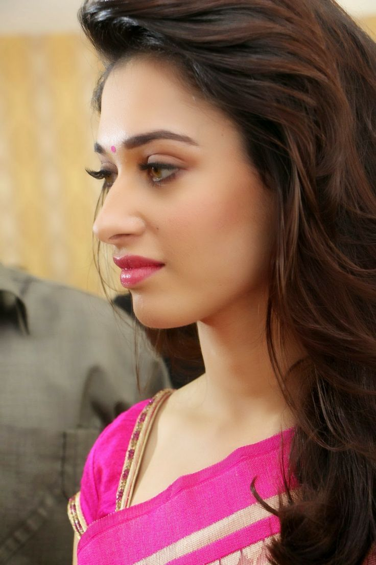 MasalaPhotoshootTamanna Bhatia In Pink Saree At Trisha - A Trendy Wish ...