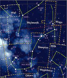 Sterrenkaart - Wikipedia