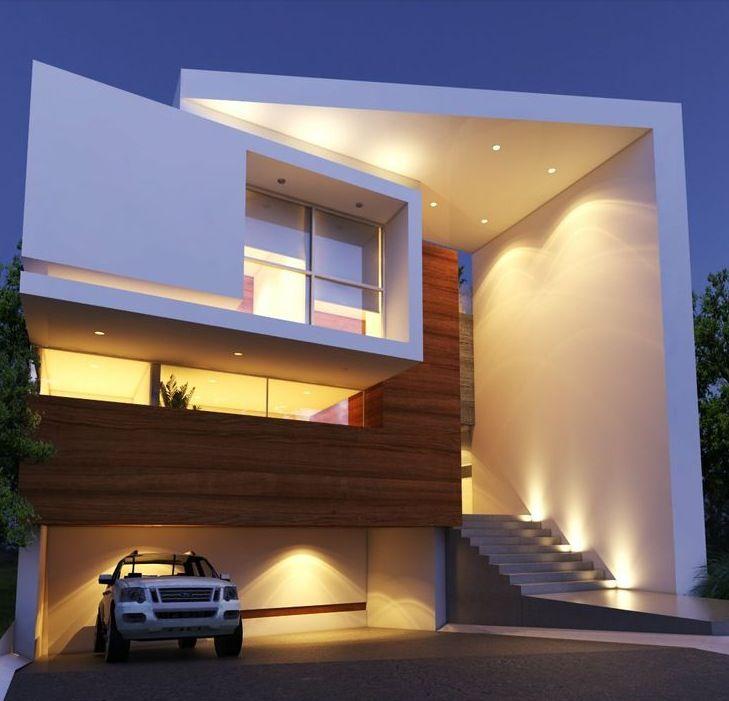 27 fachadas de casas modernas fachada de casa cl ssica for Aberturas para casas modernas