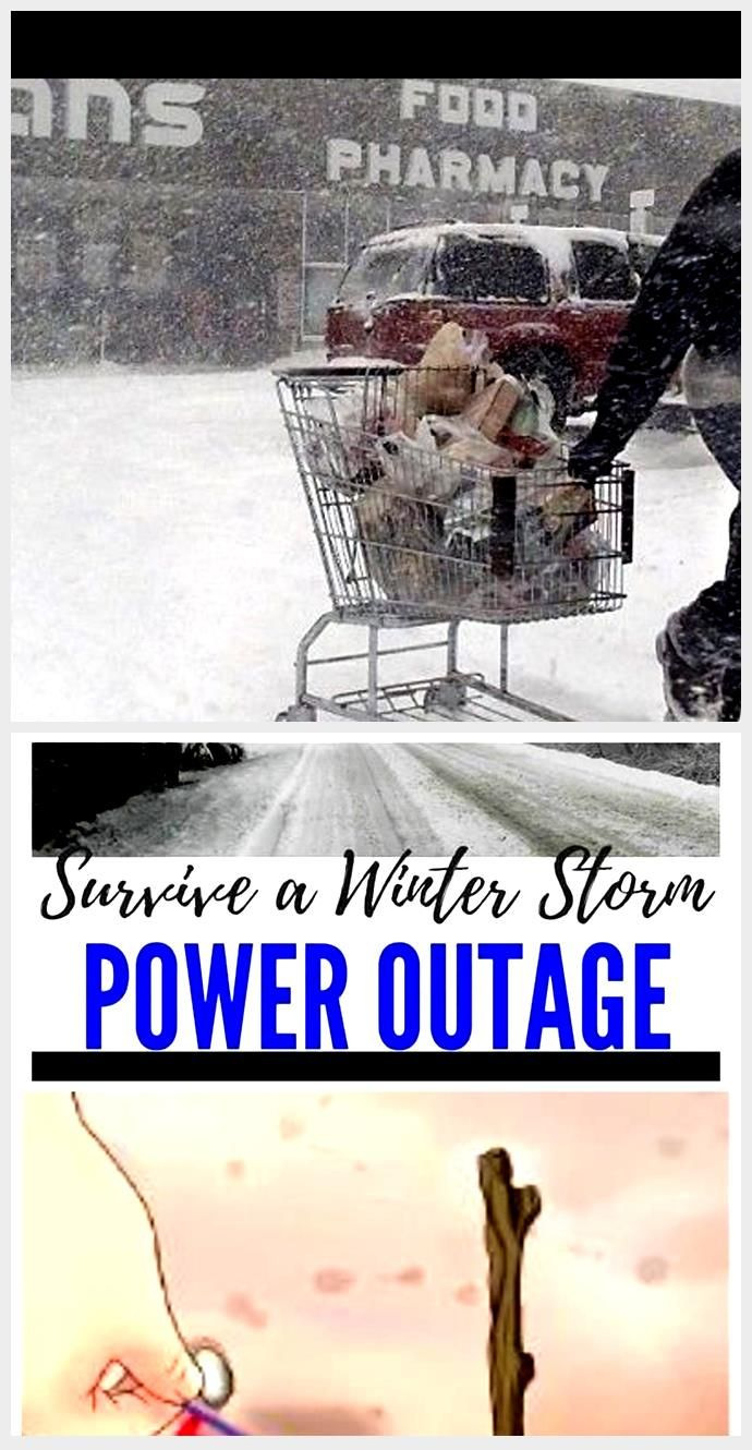 Winter Power Outage Survival Guide Guide Outage Power