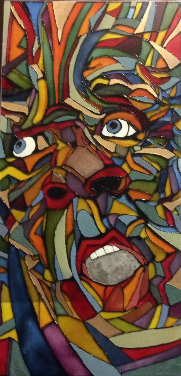 it's my painting by vitray
